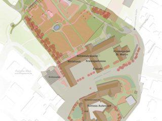 Parkpflegewerk Schlosspark Aulendorf