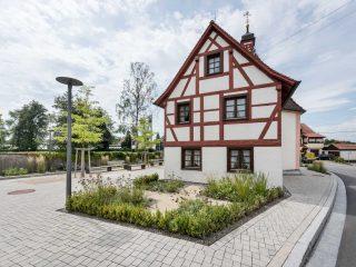 Ortskernsanierung Hohentengen