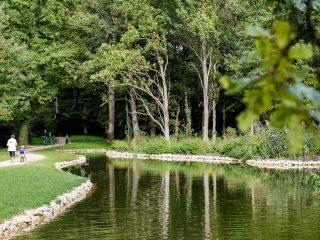 Schlosspark Laupheim