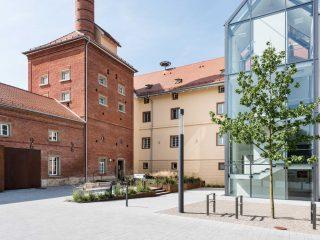 """Seniorenwohnstift """"Schlosshofareal"""" Uttenweiler"""