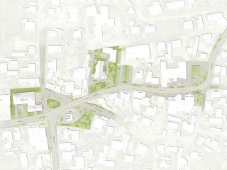 Neugestaltung Ortsmitte Denkendorf